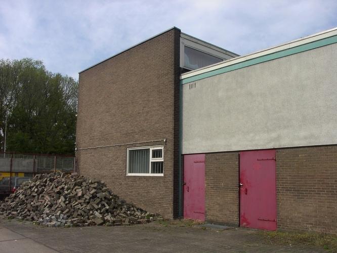 Gevelrenovatie Utrecht Van Rijn Coating Norel Hallenbouw
